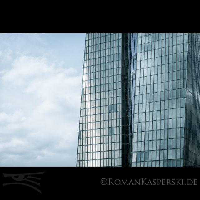EZB FFM Frankfurt Geld Europa Zentralbank Finazwesen Politik Euro