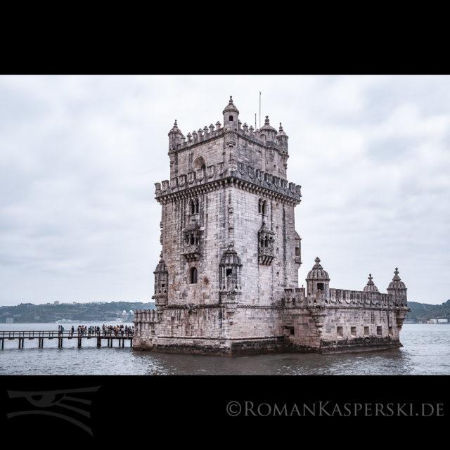 Lissabon, Portugal, Turm, Tower