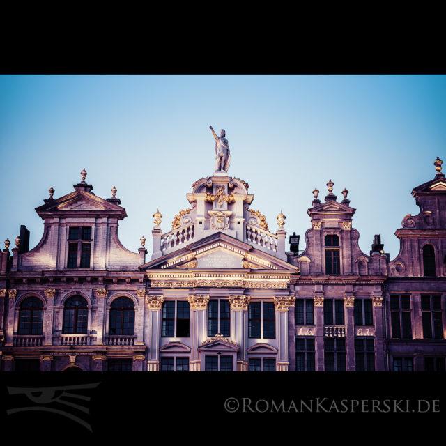 Brüssel, Innenstadt, Prunk, Tourismus, Belgien