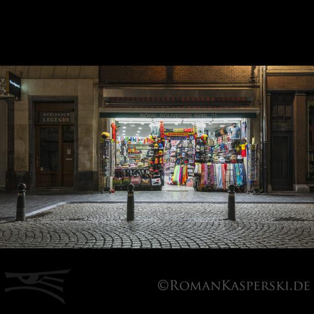 Brüssel Laden Verkauf Belgien Laden