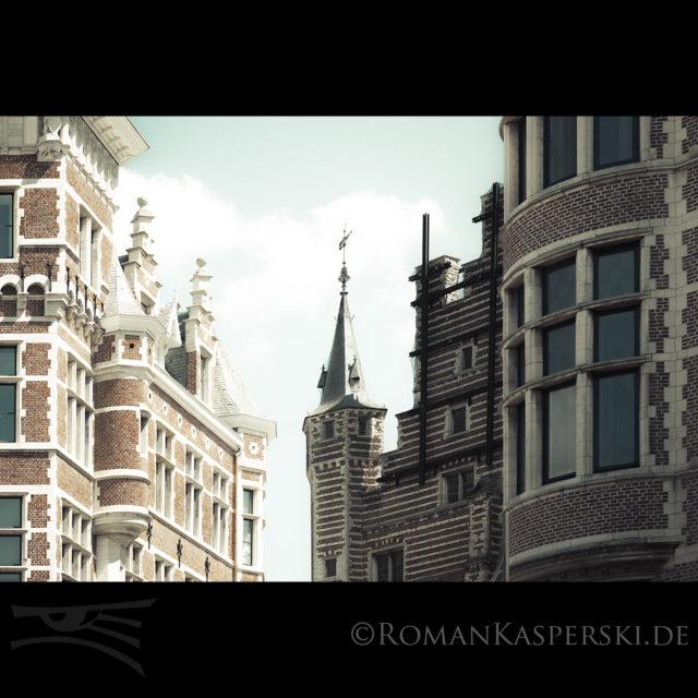 City Building Antwerpen Belgien
